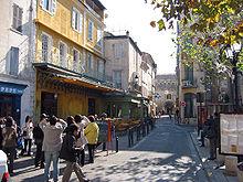 Terrasse Du Cafe Le Soir Wikipedia
