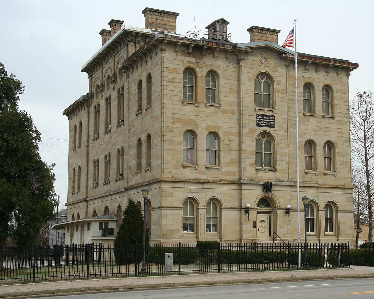 Cairo Illinois Travel Guide At Wikivoyage