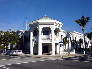 California courts of appeal - The secondary courthouse in Ventura for Division Six