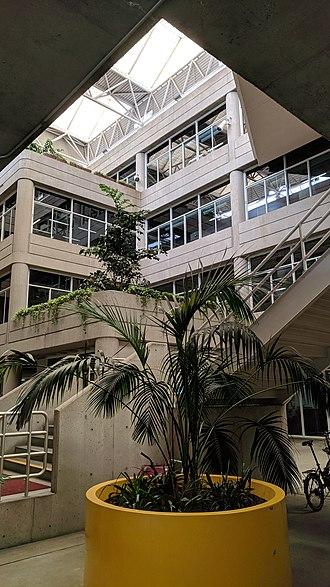 California Energy Commission - The interior of the California Energy Commission's facility, the Warren–Alquist Energy Building in Sacramento