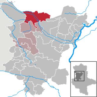 Calvörde - Image: Calvörde in BK