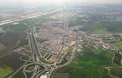 Camas - Aerial photograph.jpg