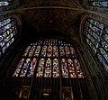 Cambridge - King's College Chapel 1446-1544 - Antechapel - ICE Fisheye Viewing East & Up.jpg