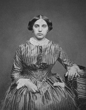 Camila O'Gorman - Camila O'Gorman in 1848