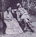 Camille Pissaro et sa femme Julie Vellay en 1877 à Pontoise.jpg