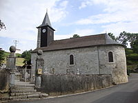 Camou (Camou-Cihigue, Pyr-Atl, Fr) église.JPG