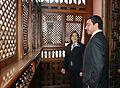 Canciller Eda Rivas se reunió con su homólogo de Emiratos Árabes Unidos (13889410239).jpg