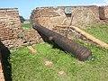 Canhão de 200 anos no forte de São José Amapá AP, Brasil - panoramio.jpg
