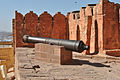 Cannon on the gate of Meherangarh Fort.jpg