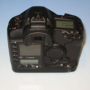 Canon EOS-1D Mark II