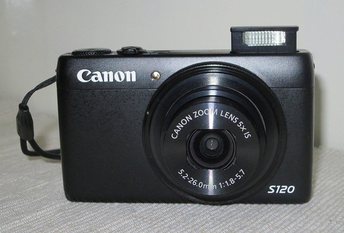 Canon Powershot S120 Wikipedia