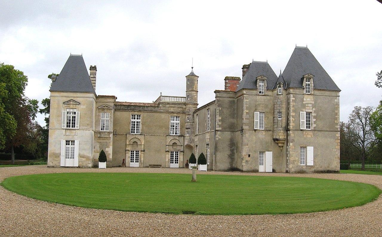 chteau dissan wikiwand - Chateau Dauzac Mariage