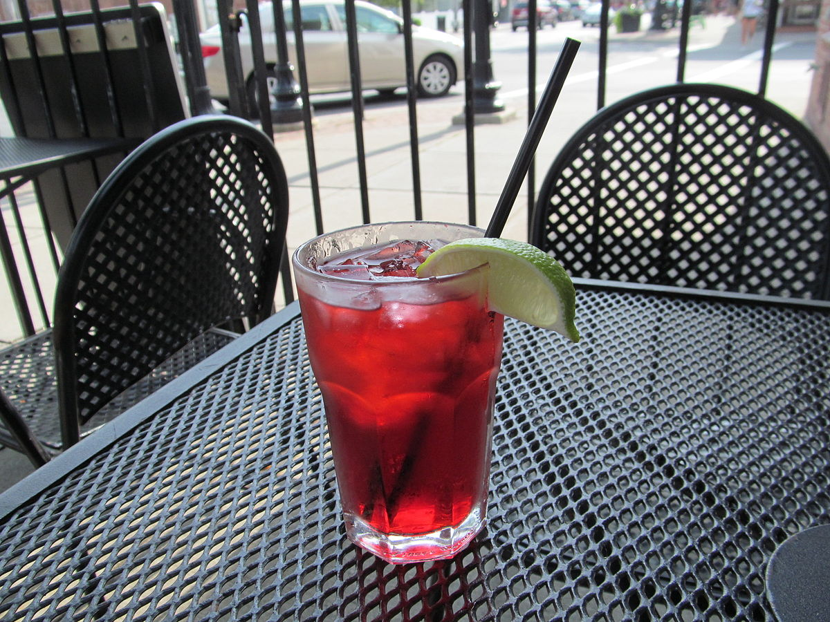 Cranberry Juice Drink With Cinamonrecipe For Water Retention