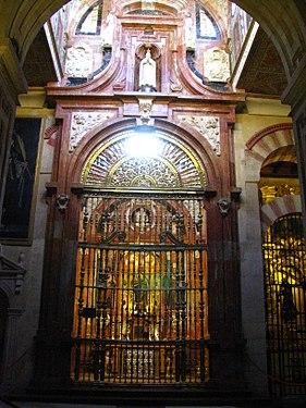 Capilla de Ntra Sra de la Concepción - Mezquita de Córdoba.jpg