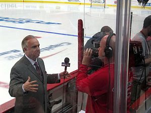 NBC Sports Washington - Coverage of an April 15, 2010 Capitals game