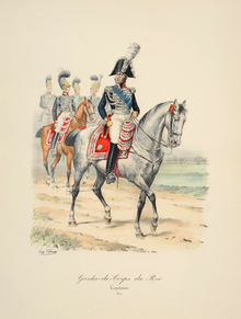 Captain of the Gardes du Corps du Roi (1820).png