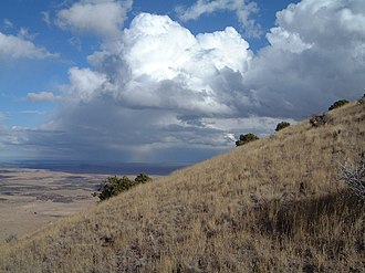 Capulin Volcano National Monument - Image: Capulin Volcano 2002