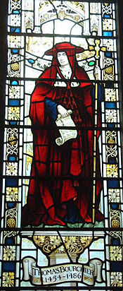 Cardinal Thomas Bourchier