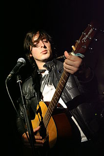 Carl Barât English musician