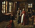 Carl Johann Spielter - A Father's Dilemma - 1902.jpg