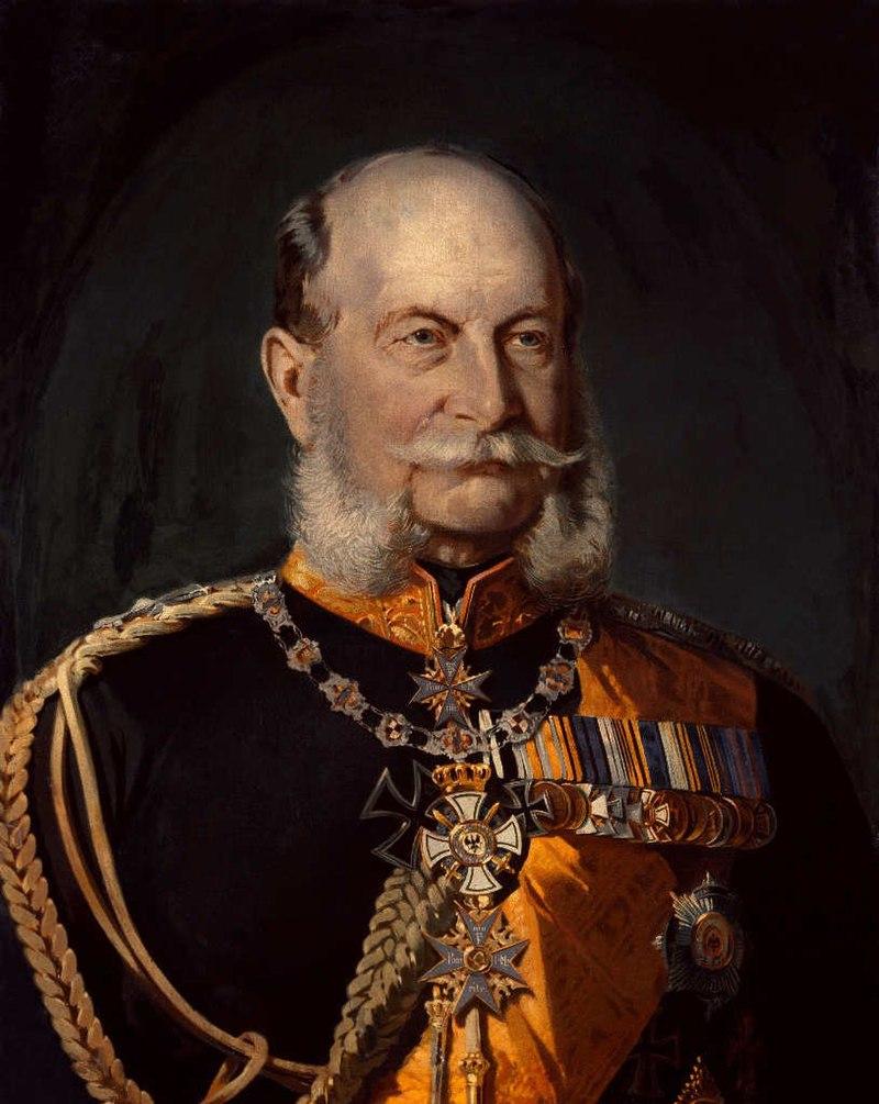 Карл Засснапп - Вильгельм I.jpg