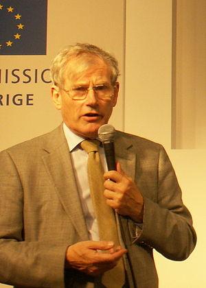 Minister for Energy (Sweden) - Image: Carl Tham, September 2011