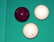 billard 3 boules