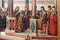 Carpaccio, storie di s.orsola 03, Ritorno degli ambasciatori alla corte inglese, 1495 ca. 09.JPG