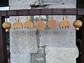 Carved Objects outside Woodworker's Shop - Dilijan - Armenia (19478038378).jpg