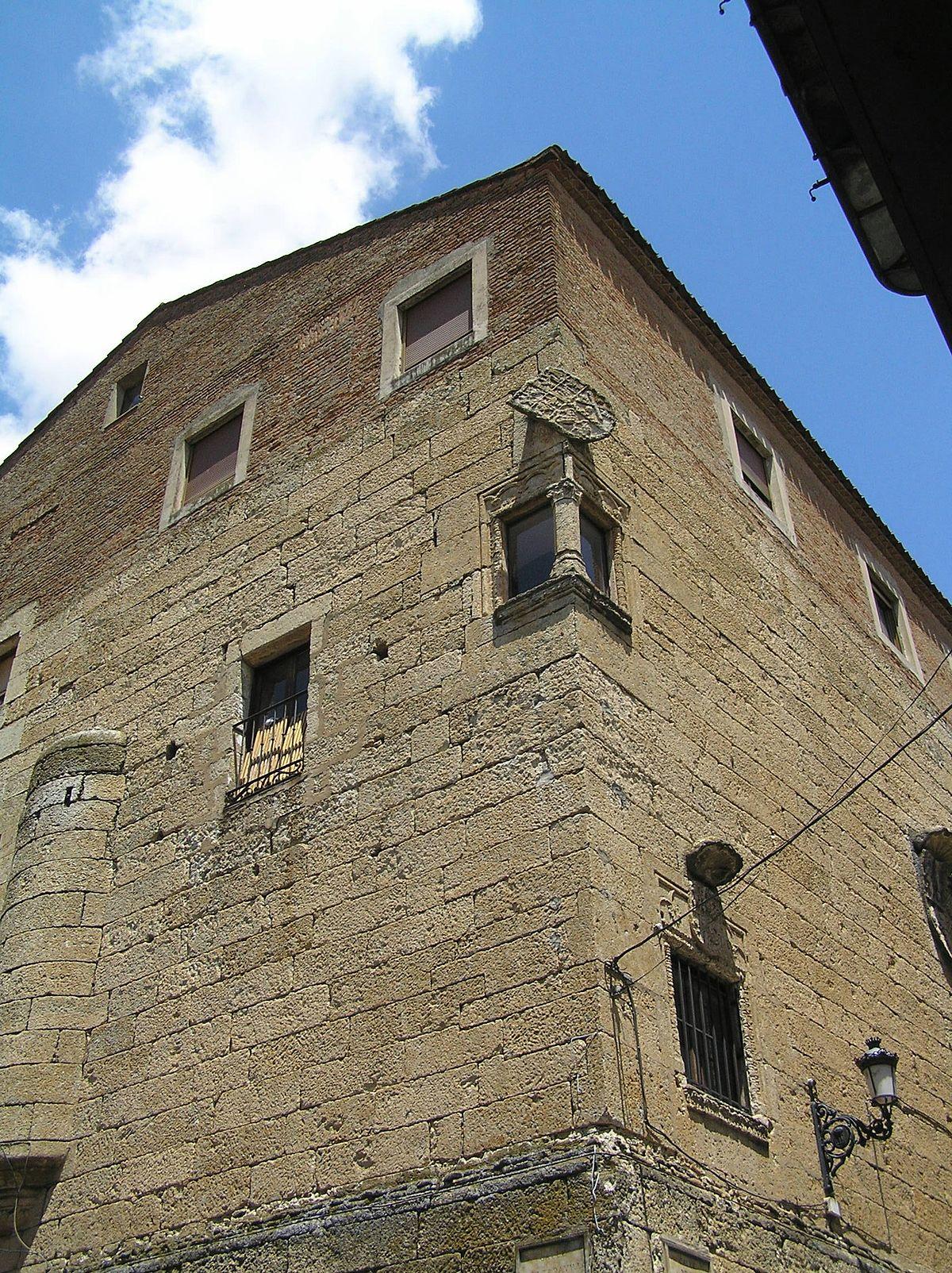 Casa de la cadena ciudad rodrigo wikipedia - Casa de la cadena ...