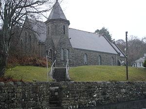 Cashel, County Galway - Cashel church