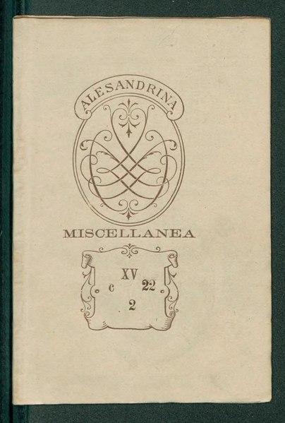 File:Castani - Ragguaglio del numero de peregrini, 1576.djvu