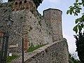 Castello di Montebello,Torriana (Rimini) Maggio 2006 - panoramio.jpg
