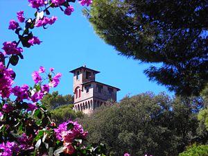 Moneglia - De Fornari Castle