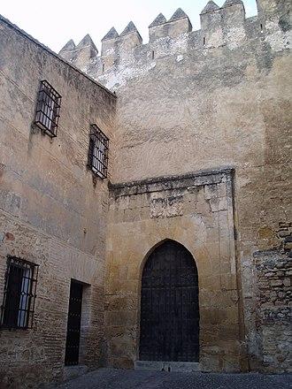 Castle of Arcos de la Frontera - Image: Castilloarcos