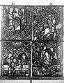 Cathédrale - Vitrail, déambulatoire au nord, saint Julien l'Hospitalier, neuvième panneau, en haut - Rouen - Médiathèque de l'architecture et du patrimoine - APMH00031355.jpg
