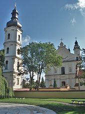Cathedral of Name of the Blessed Virgin Mary, Pinsk.JPG