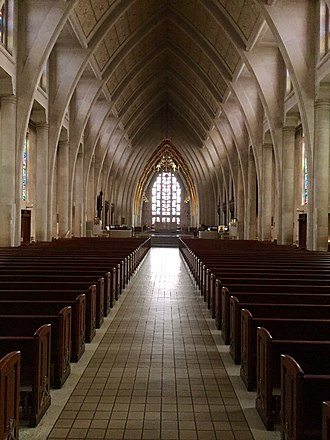 Cathedral of Saint Joseph the Workman - Image: Cathedral of Saint Joseph the Workman