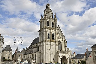 Roman Catholic Diocese of Blois - Blois Cathedral