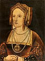 Catherine of Aragon Portrait at Lambeth Palace.jpg