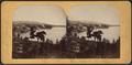 Cauldwell (i.e. Caldwell) Landing, Lake George, by Deloss Barnum 2.png
