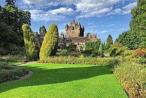 Cawdor Castle - Cawdor Castle Gardens