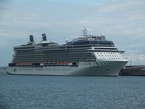 Cruises From Southampton >> Celebrity Eclipse - Wikipedia