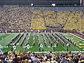 Central Michigan vs. Michigan football 2013 01 (Chippewa Marching Band).jpg