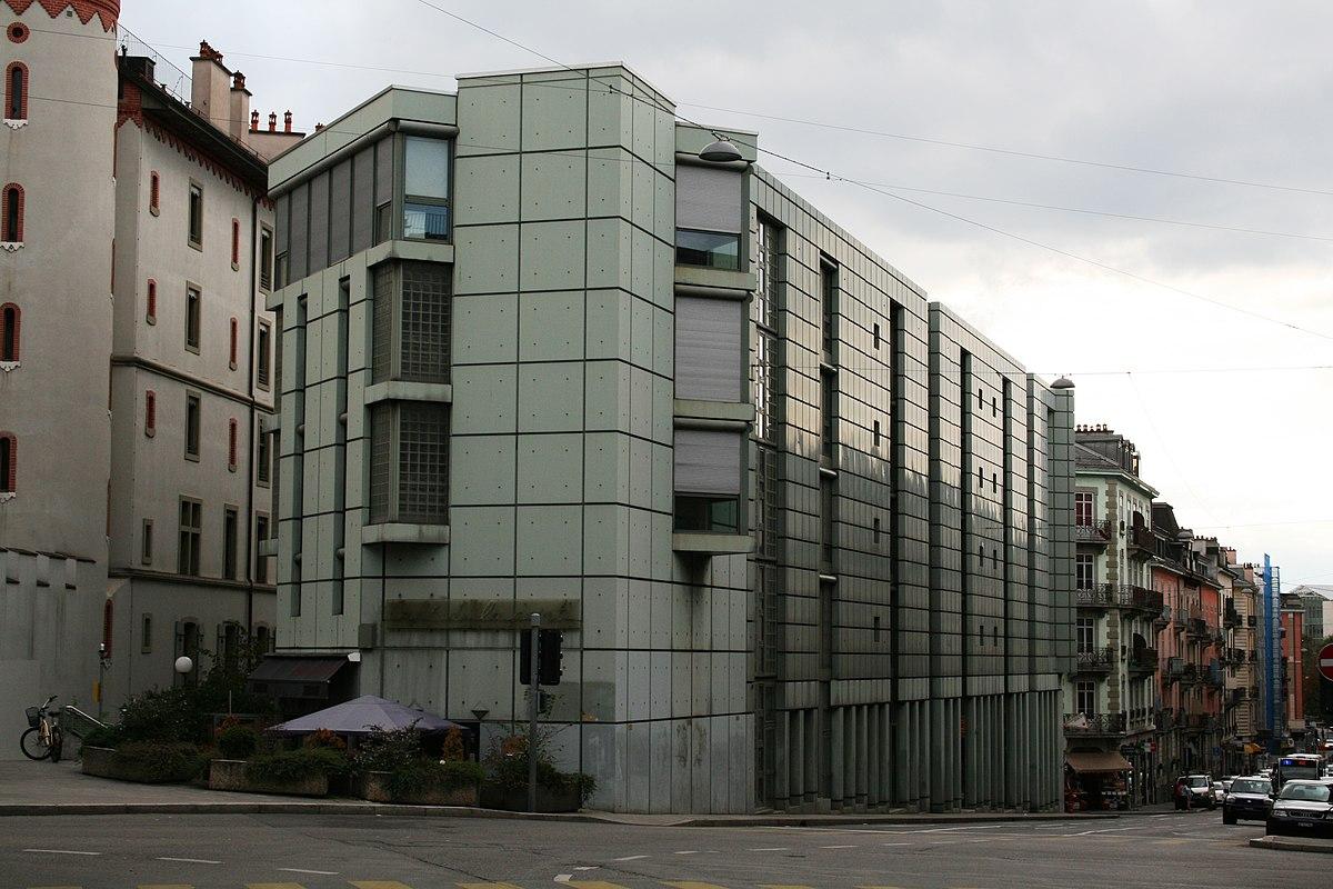 Centre d 39 iconographie de la biblioth que de gen ve wikip dia for Construction piscine geneve