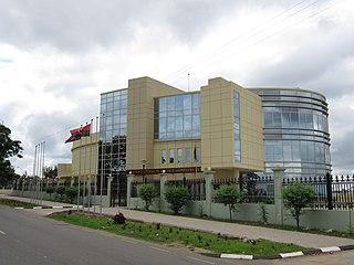 Ícolo e Bengo Municipality in Luanda, Angola