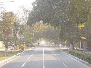Chaclacayo - Chaclacayo Street