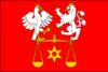 Флаг Červené Janovice