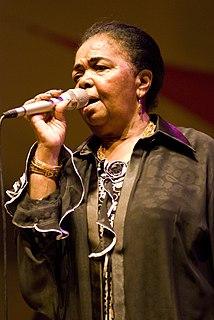 Cesária Évora Cape Verdean musician