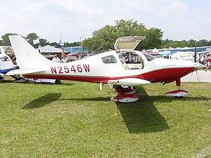Cessna - Columbia-designed Cessna 350
